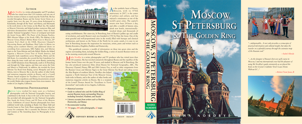 Moscow and St. Petersburg & The Golden Ring