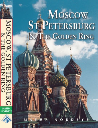 Moscow, St Petersburg & The Golden Ring