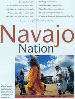 Travel Magazine Articl by Masha Nordbye navajo nation