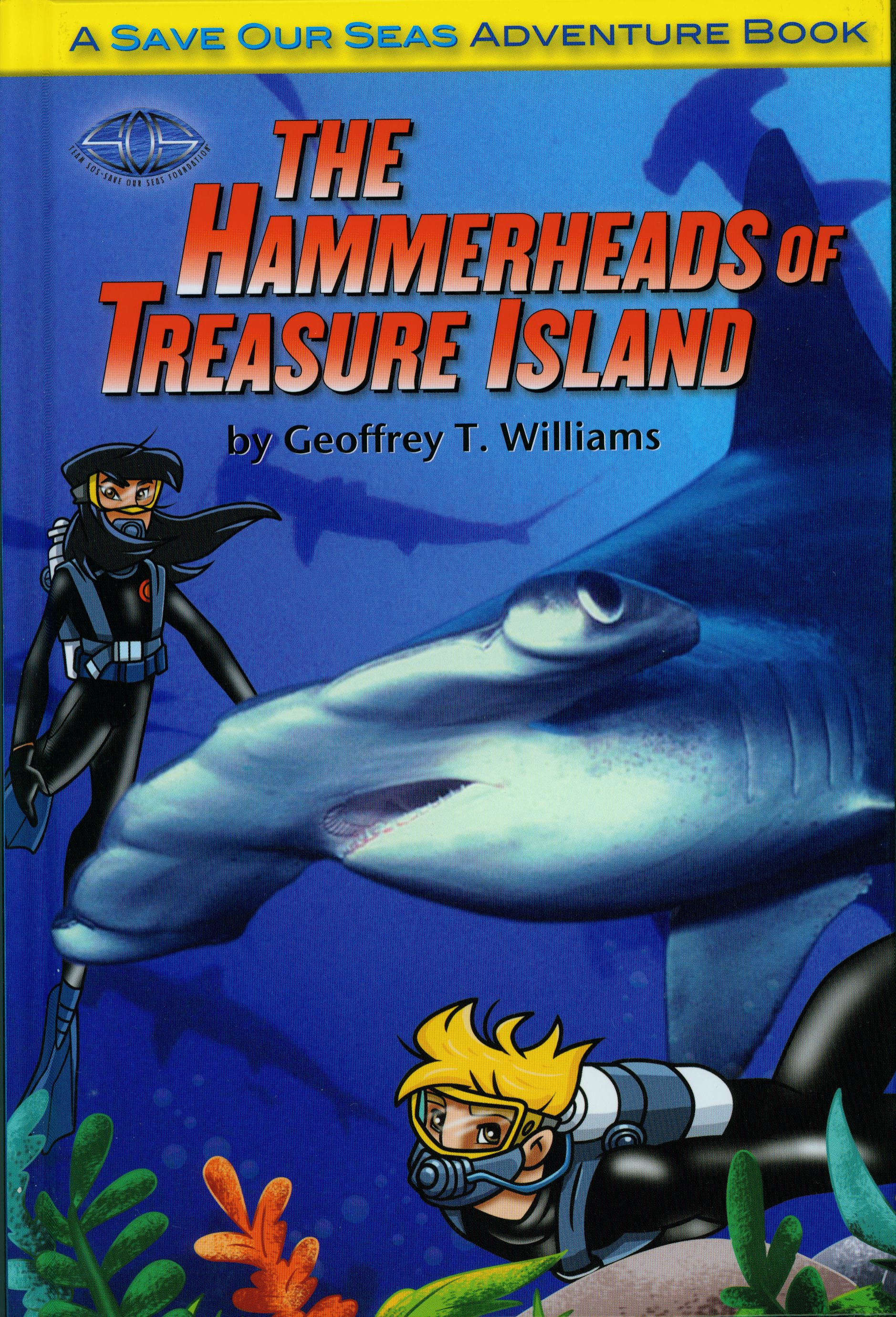 The Hammerheads of Treasure Island